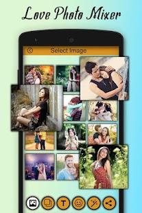 Love Photo Mixer - náhled
