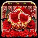 Valentine's Day Love Keyboard Theme icon