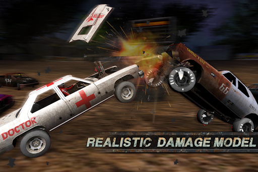 Demolition Derby: Crash Racing  screenshots 1