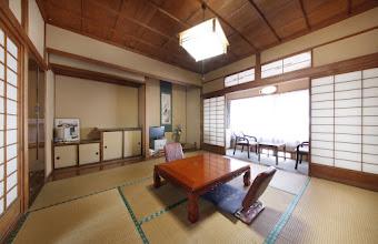 Photo: 志賀の間 通常 地デジ化1 room shiga no ma
