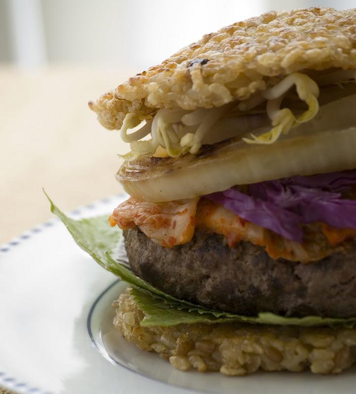 Bulgogi Buffalo Burger
