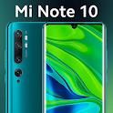 launcher for chiaomi Note 10 icon