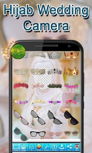 Hijab Wedding Camera 1.3 screenshots 18