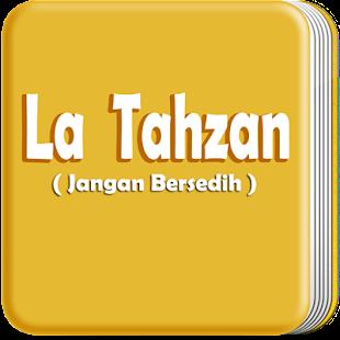 Laa Tahzan Lengkap - náhled