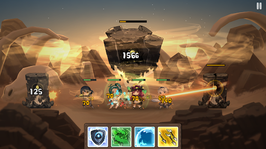 Bistro Heroes Mod Apk 3.8.3 (Unlimited Money) 4