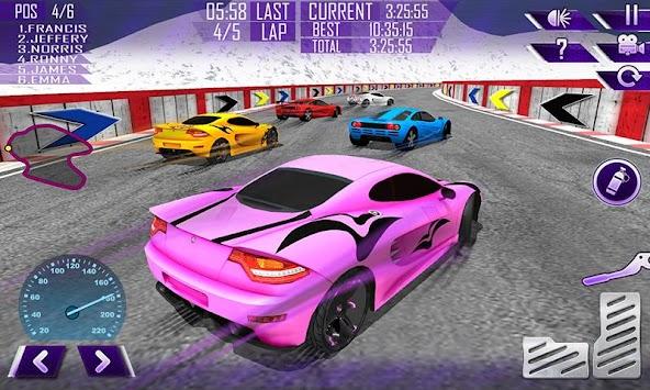 Barbie Real Car Racing Games