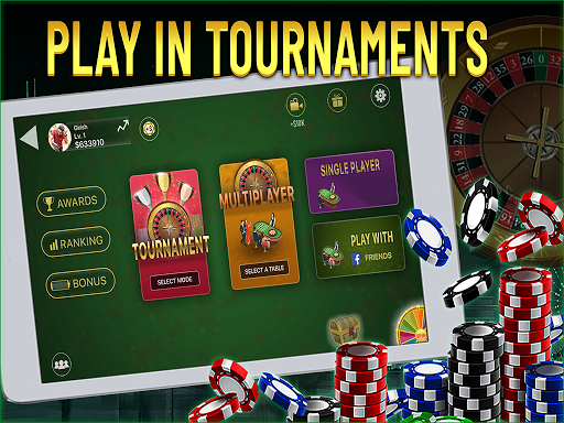 Roulette - Live Casino apktreat screenshots 2