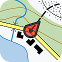 Topo GPS Switzerland icon