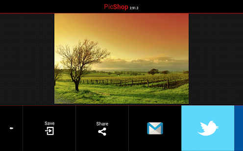 PicShop Lite - Photo Editor Screenshot