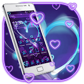 Shiny Neon Love Launcher