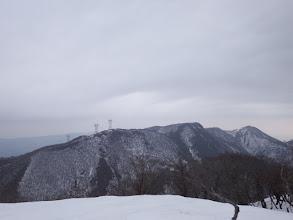 藤原岳近影