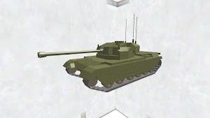 Centurion Mk.Ⅰ ディティールちょいアップ版