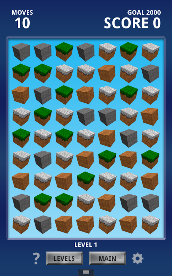 Block Match 3 Free- screenshot