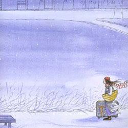 但是冬天总是会过去,春天总是会来