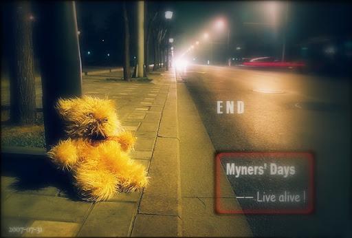 Myners' Days