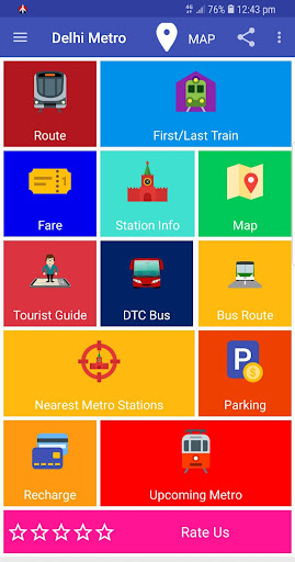 Delhi metro route map and fare apk 122 download only apk file for delhi metro route map and fare altavistaventures Image collections