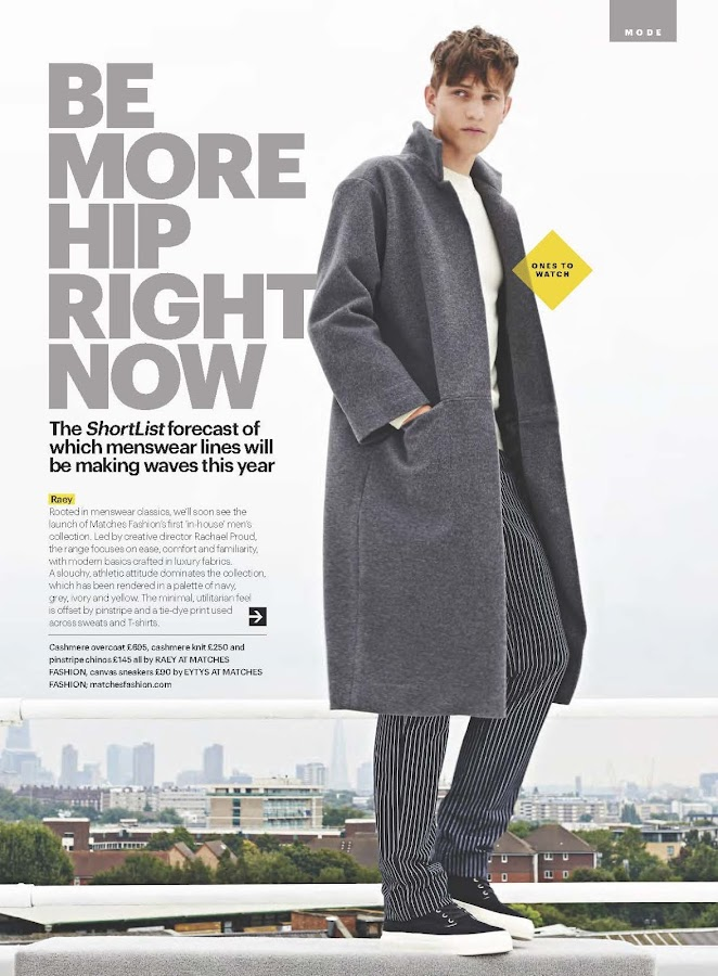 ShortList Magazine- screenshot