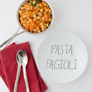 Pasta Fagioli Recipe