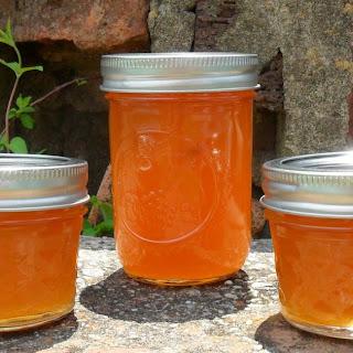 Cantaloupe Jam.