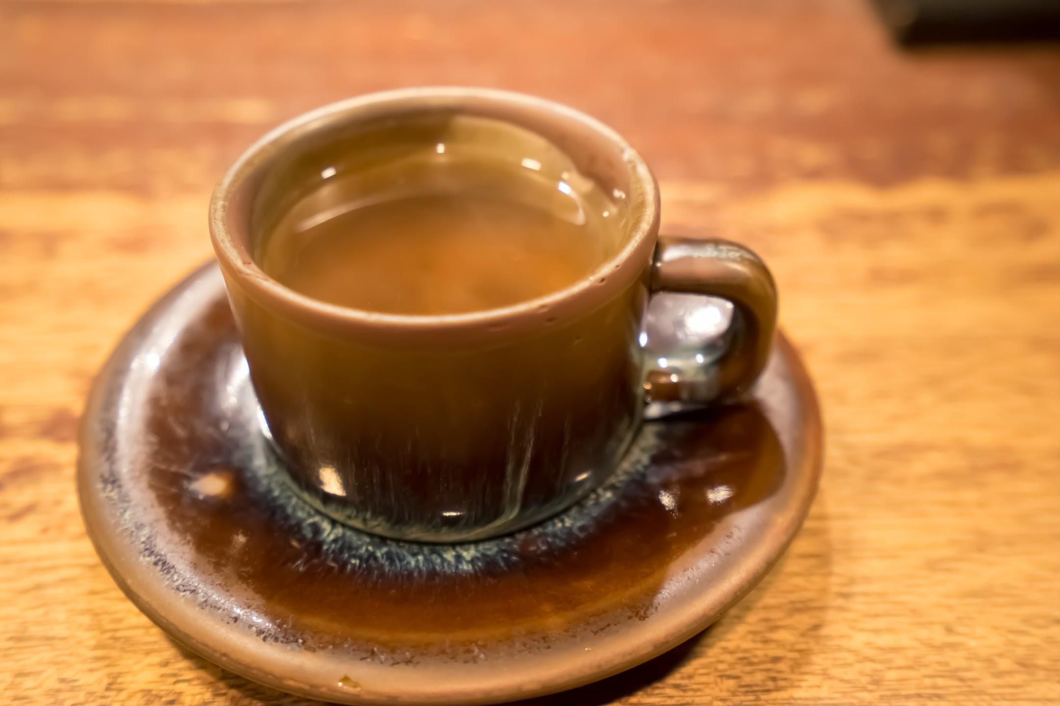 Kumamoto coffee arrow4