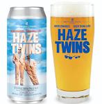 Cerveceria Mundial Haze Twins