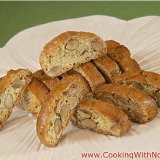 Cantucci Baresi - Almond Biscotti Recipe