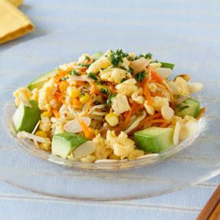 Ramen Noodles Salad