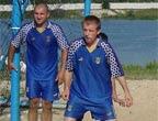 Пляжный футбол Шостка