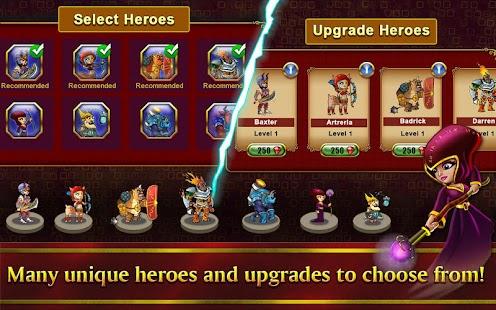 Tower Defender - Defense game- screenshot