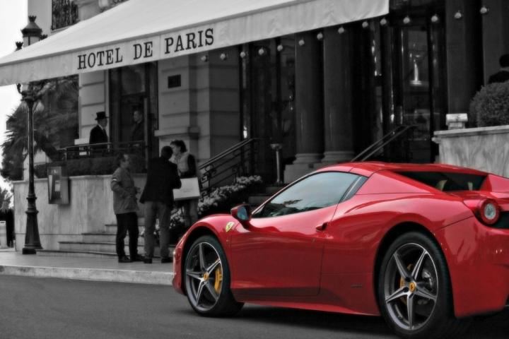 Ferrari di Claudio Mandica