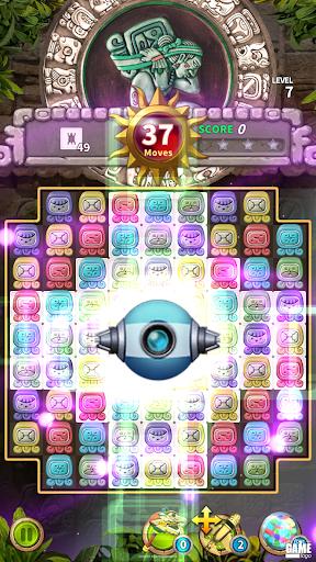 Glyph of Maya - Match 3 Puzzle 1.0.14 screenshots 3