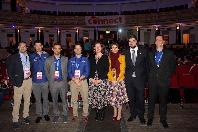 Antonio Torres, Antonio Pérez, Manuel Beltrán, Francisco López, Mª Vázquez, Carmen Belén López, Fco. Gutiérrez y David García.