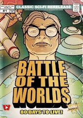 Battle Of The World: Comic Book Collectors Edition