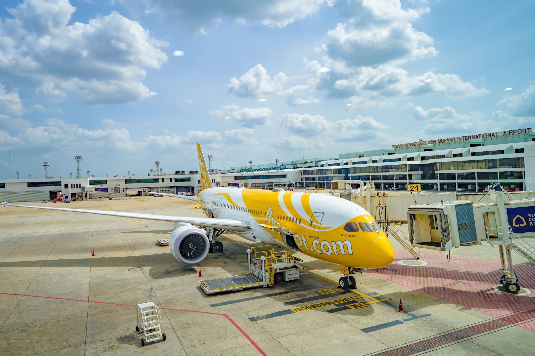 Don Mueang Airport Scoot