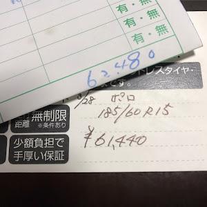 ポロ TSI 前期のカスタム事例画像 garage-kannoさんの2021年03月28日23:08の投稿