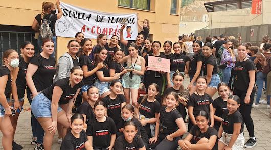 Éxito de la escuela de flamenco A Compás en Vive Tu Sueño