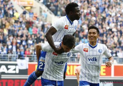 Moses Simon sur le point de quitter Gand pour la Bundesliga !