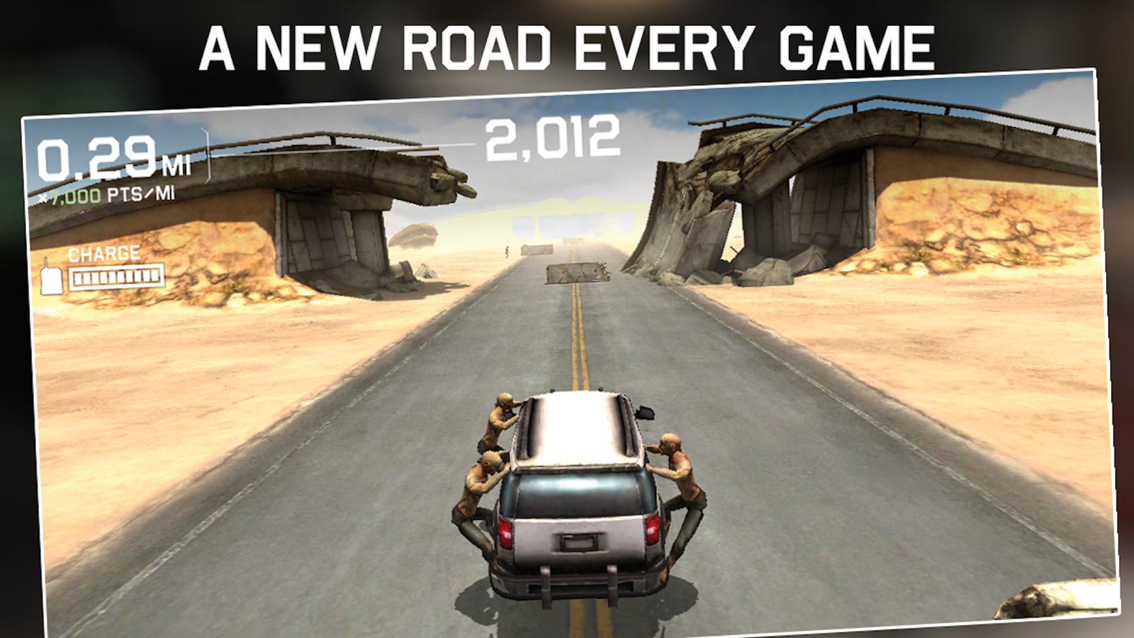 Zombie Highway: Driver's Ed- screenshot