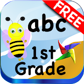 First Grade ABC Spelling FREE