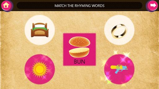 Kindergarten kids Learn Rhyming Word Games 7.0.3.5 screenshots 13