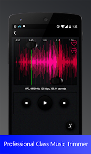 video audio cutter- screenshot thumbnail