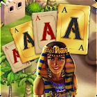 Tarjeta del Faraón - juego de cartas solitario icon