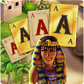 Card Of The Pharaoh - Free Solitaire Card Game Android APK Download Free By Go Vuzzle