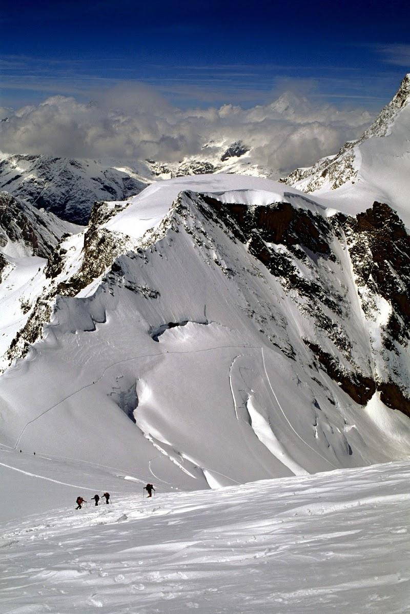 Dalla cima scorcio del Vallese di benny48