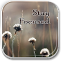 How To Stay Focused icon