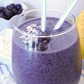 Blueberry Smoothie Without Yogurt Recipes.