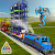 Robo Car Transform: Train Transport Smart Crane 3D file APK Free for PC, smart TV Download