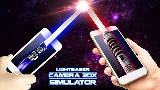 Lightsaber Camera 3DX Simulato- screenshot thumbnail