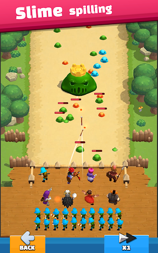 Wild Castle: 3D Offline Game screenshots 5