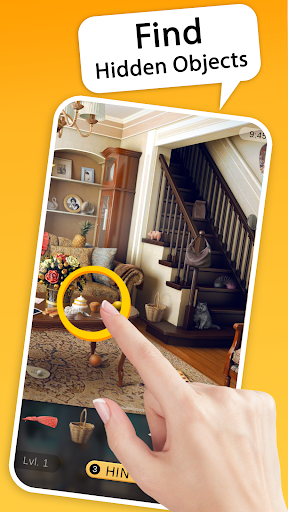 Hidden Objects: Photo Puzzle APK MOD – Pièces de Monnaie Illimitées (Astuce) screenshots hack proof 1
